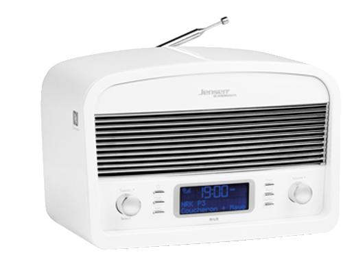 DAB Radio DAB:Link 500 White