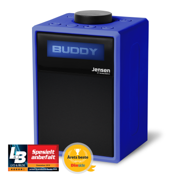 Buddy DAB Radio Black, 12