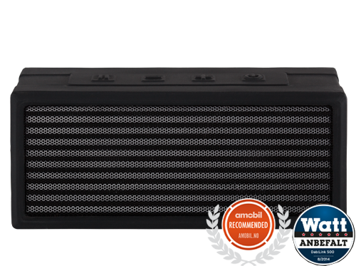 Bluetooth speaker Buddy Black