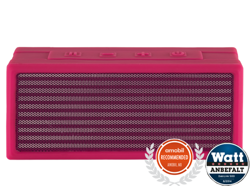 Bluetooth speaker Buddy  Pink