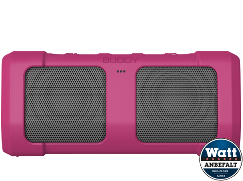 Bluetooth speaker Buddy Sport Pink