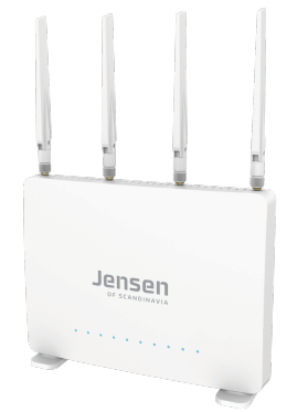 trådløs router pris
