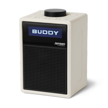 Buddy DAB Lite White, 1
