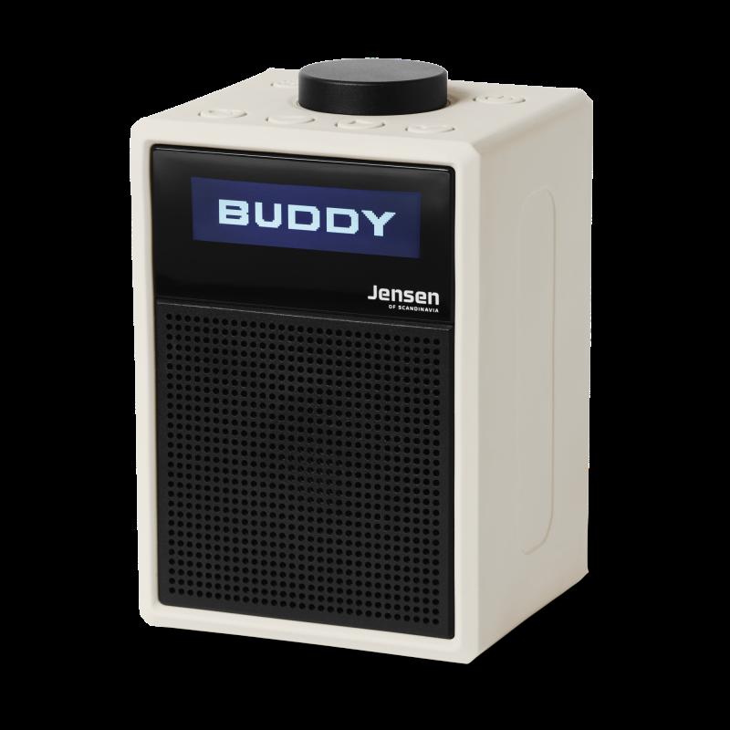 DAB Radio Buddy DAB Lite White