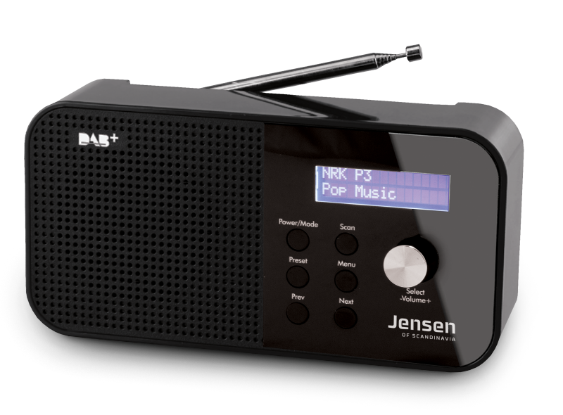 DAB Radio FOX 100