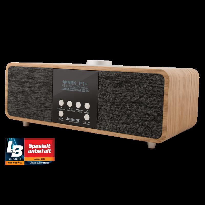 Buddy DAB Stereo Premium DAB+ Radio