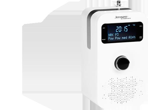 DAB radio FOX 200 White