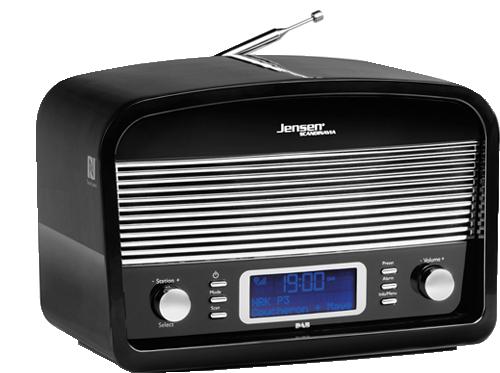DAB radio DAB:Link 500 Black